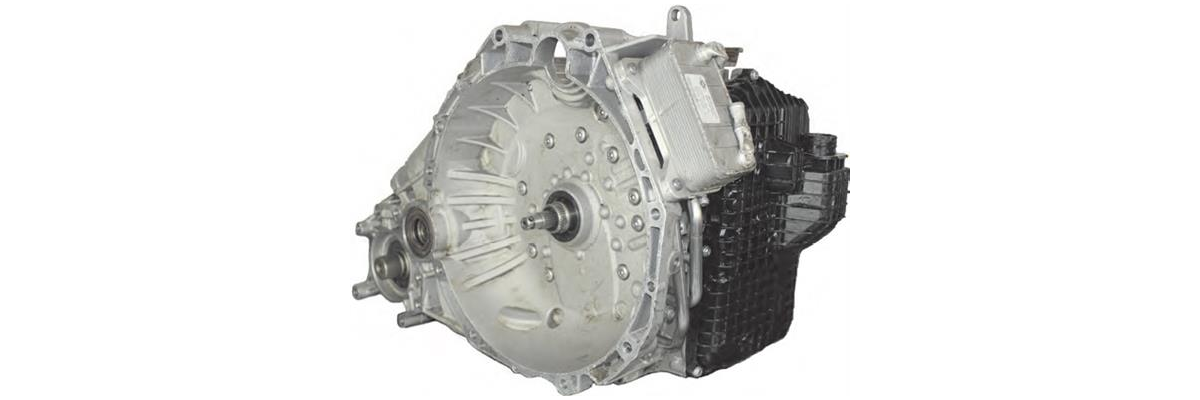 Chrysler 948TE Automatic Transmission...
