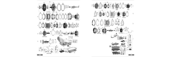 Exploded view catalog file as PDF