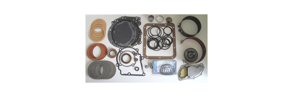 Automatic Transmission Deluxe Master Overhaul kit