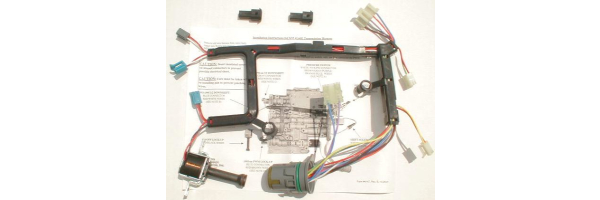 0B5 0CK DQ500 DQ501 Electrical Components