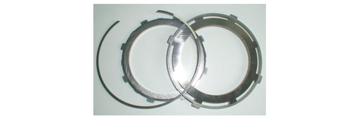 Automatic Transmission Pressure Plate End Disc