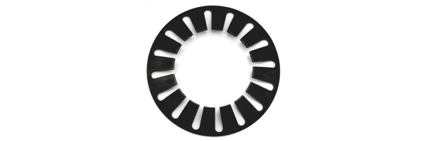 Waved Plate Cusion Plate