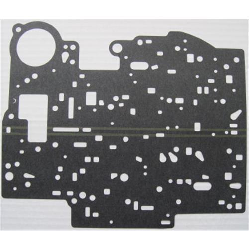 TH700-R4 4L60E Dichtung  Schaltsteuerung Zwischenplatte 87-93 Oben