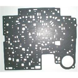 4L60E Dichtung  Schaltsteuerung Zwischenplatte 93-00 Unten