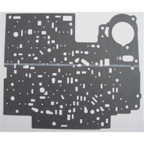 4L60E Dichtung  Schaltsteuerung Zwischenplatte 00-up Unten