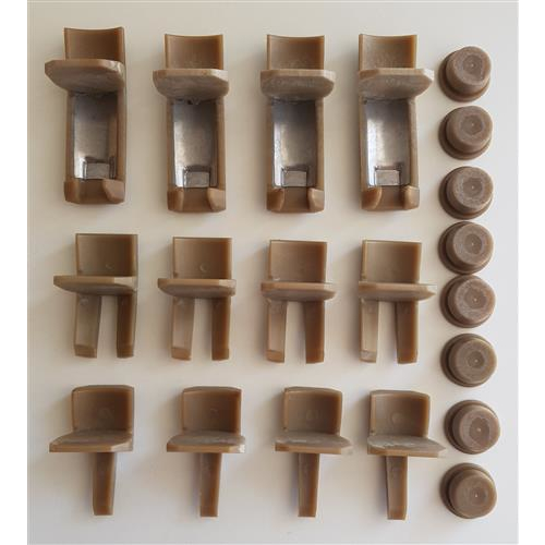 6DCT450 MPS6 Plastic Spring Retainer Set 08-up