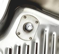 TH400 Ölwanne Standart verchromt 65-98