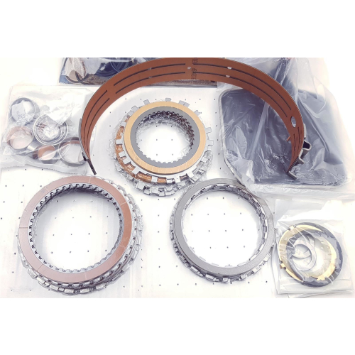 TH700-R4 Deluxe Overhaul Kit with Steels 87-93