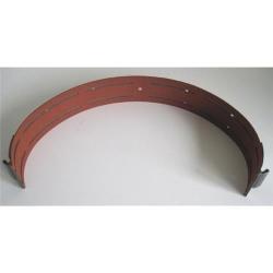 C6 Bremsband vorne flexibel 66-91