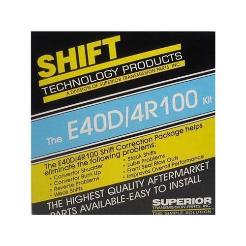 Ford E4OD 4R100 System Correction Kit Superior 89-up