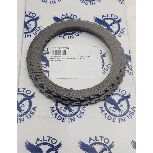 6DCT450 MPS6 Clutch Friction Lined Plate Kit External...