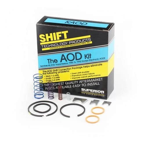 Ford AOD System Correction Kit Superior without Valve