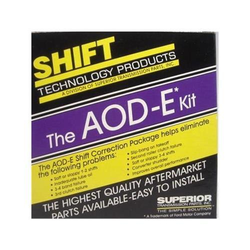 AOD-E 4R70W System Correction Kit Superior without Valve
