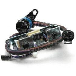 Schaltmagnetspule Magnetschalter Lockup und OD mit Kabelbaum, Stecker 8 Pin, rund 96-99