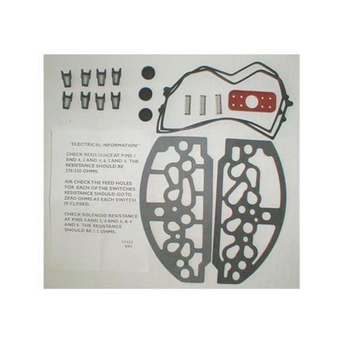 A604 40TE 41TE Überholsatz Schaltmagnetspule Magnetschalter Satz 89-99
