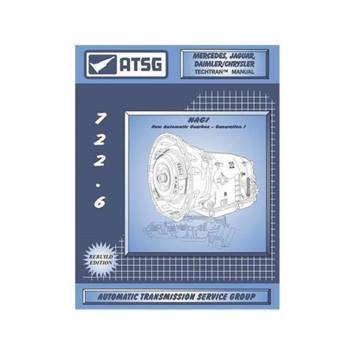 722.6 NAG1 Reparaturanleitung Download als PDF