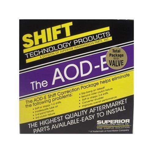 AOD-E 4R70E W 4R75E W Shift Kit Schaltungs Korrektur Kit Superior mit Ventil 91-04
