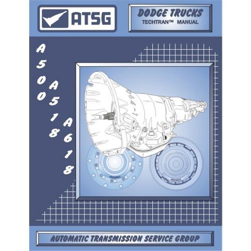 A500 518 618 Automatikgetriebe Reparaturanleitung...