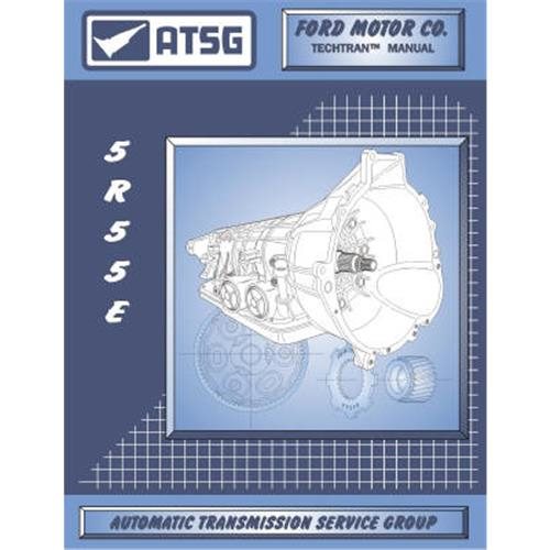 5R55E Reparaturanleitung Download als PDF