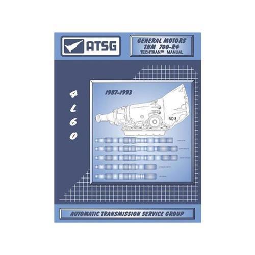 TH700 4L60 Reparaturanleitung Download als PDF 1987-1993