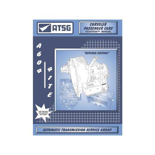 A604 40TE 41TE Automatikgetriebe Reparaturanleitung...