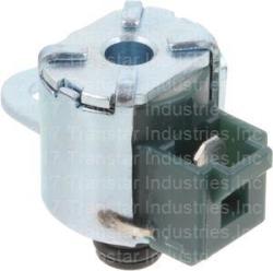 AW55-50SN Schaltmagnetspule Magnetschalter  (S2) (Volvo, Nissan) mit flachem Ende