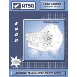 Ford E4OD Automatikgetriebe Reparaturanleitung Download als PDF