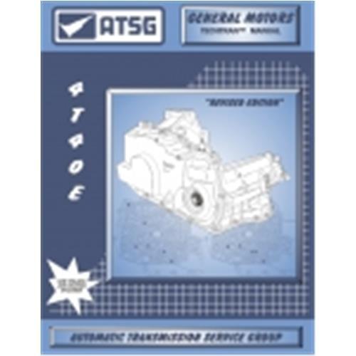 4T40E Automatikgetriebe Reparaturanleitung in...