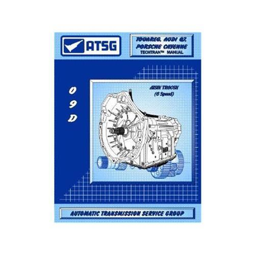 TR60SN 09D Repair Manual Download as PDF