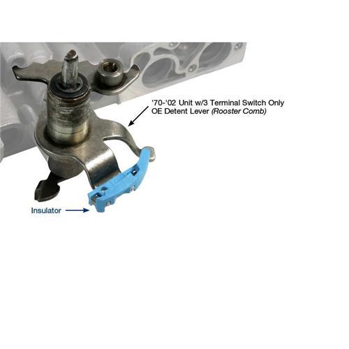 Screw In Neutral Switch Detent Lever Sonnax 22229-03 Transmission Insulator