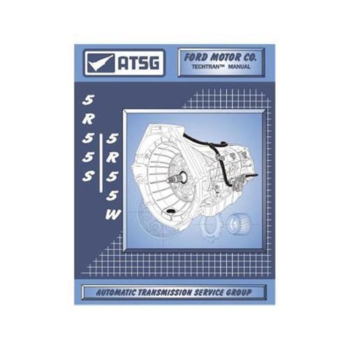 5R55S 5R55W Reparaturanleitung Download als PDF