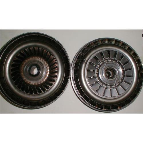 46re torque converter identification