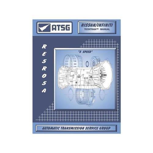 RE5R05A Reparaturanleitung Download als PDF