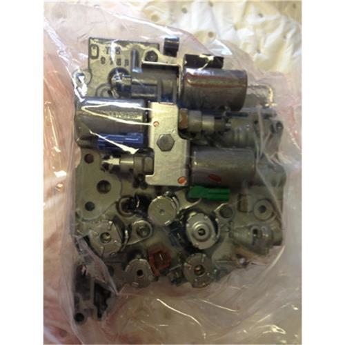 AW55-50SN AW55-51SN AF33 Valve Body Mechatronic complete with Solenoids New