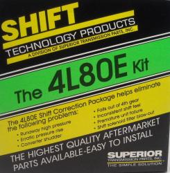 4L80E Shift Kit Schaltungs Korrektur Kit Superior 91-up